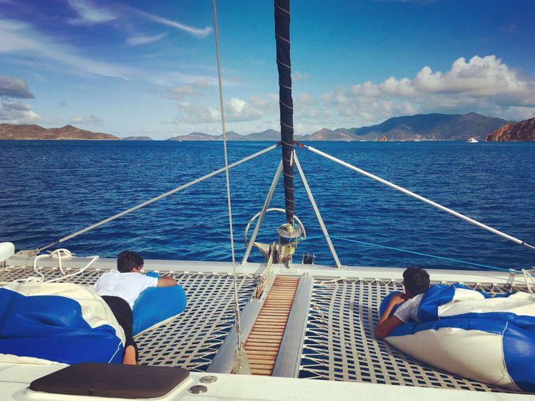 GENESIS II Yacht Charter - Where will today take us?