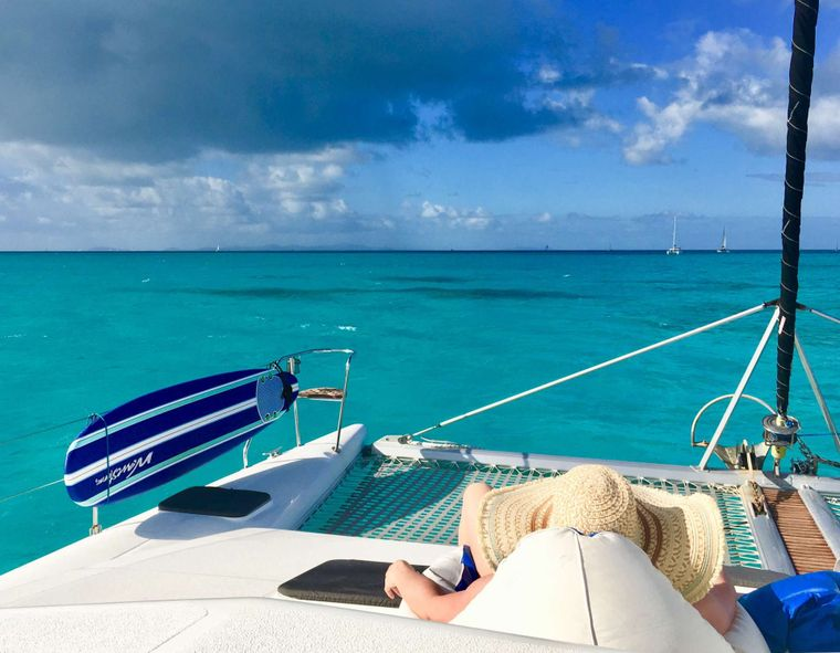 GENESIS II Yacht Charter - Sit back and relax while we show you the very best of the islands