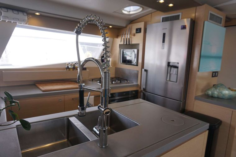 AOIBH Yacht Charter - The Galley
