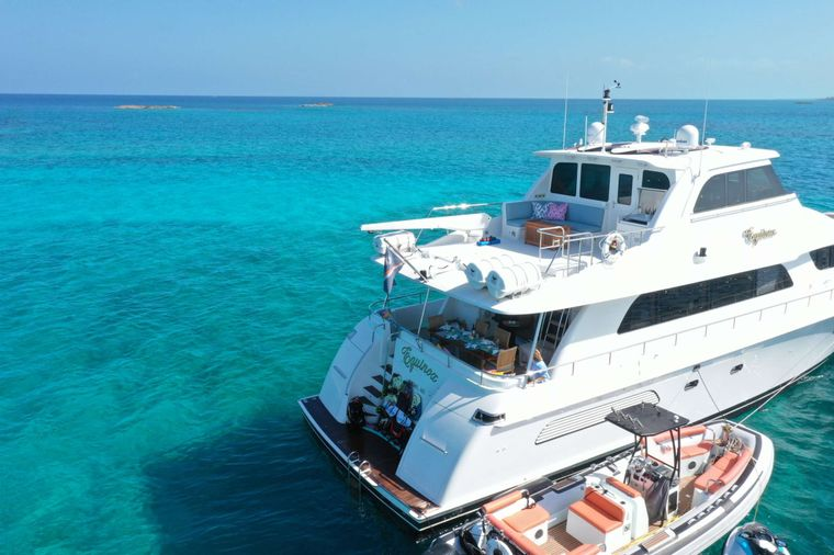 EQUINOX Yacht Charter - Equinox and Toys
