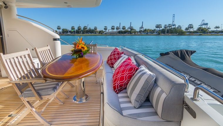 ALL GOOD Yacht Charter - Yacht with Waverunner onboard