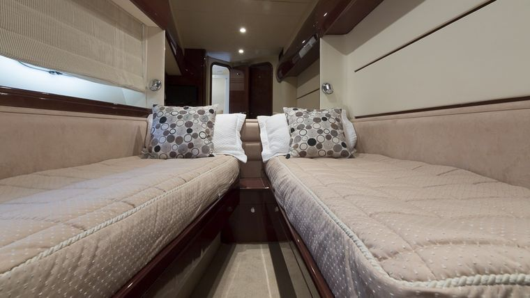 ALL GOOD Yacht Charter - Twin Stateroom