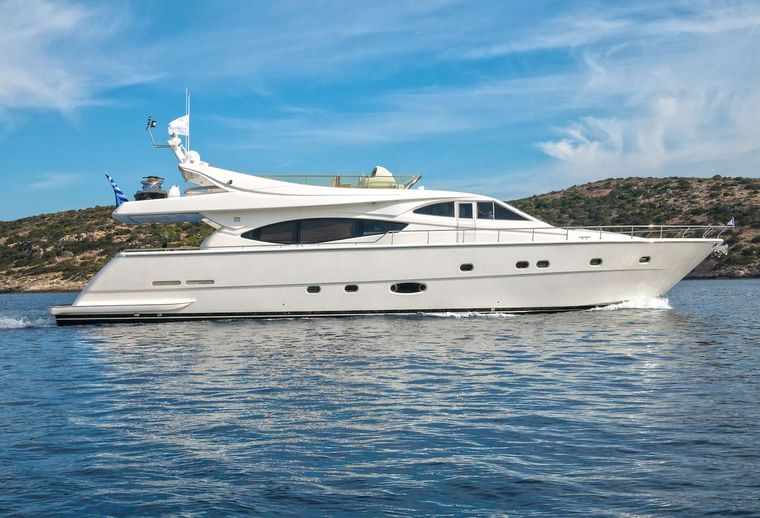 AMOR Yacht Charter - Ritzy Charters