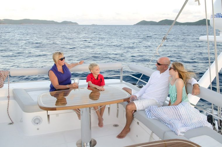 XENIA74 Yacht Charter - Relax and enjoy the view