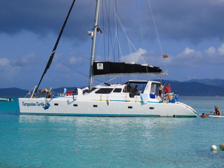 TURQUOISE TURTLE Yacht Charter - Ritzy Charters