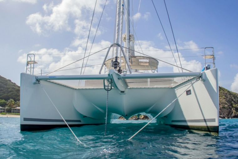 COOL RUNNINGS IV Yacht Charter - Front view