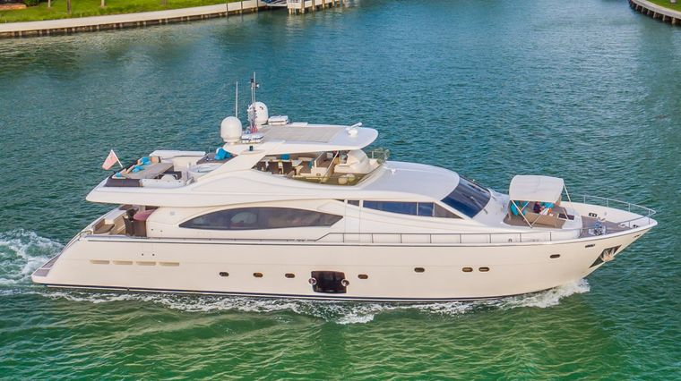 CINQUE MARE Yacht Charter - Ritzy Charters