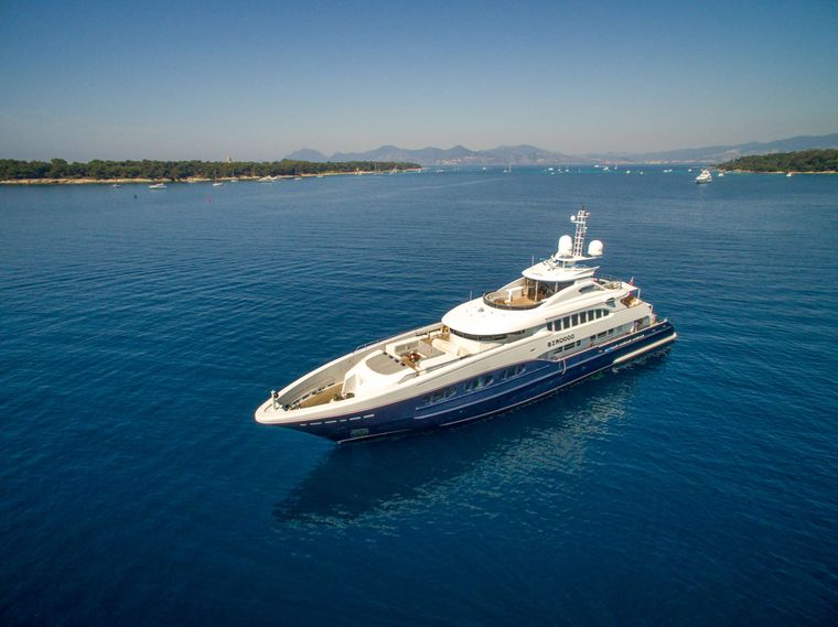 SIROCCO Yacht Charter - Ritzy Charters
