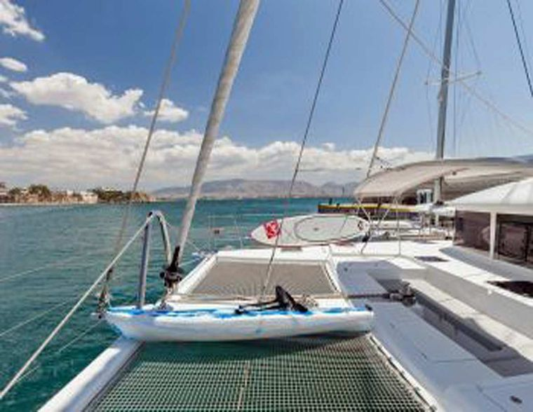 DADDY'S HOBBY Yacht Charter - Plenty of Water Toys