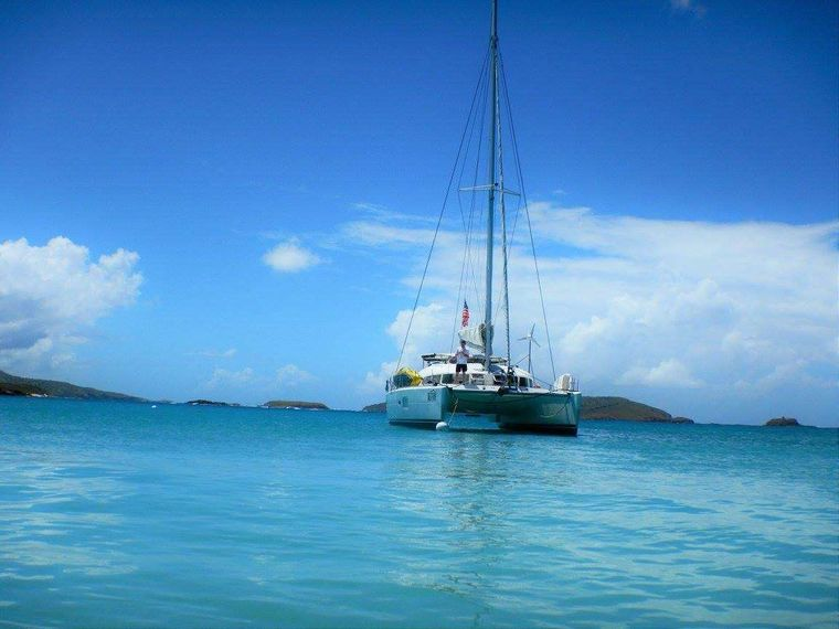 ALTITUDE ADJUSTMENT Yacht Charter - Tranquil Waters
