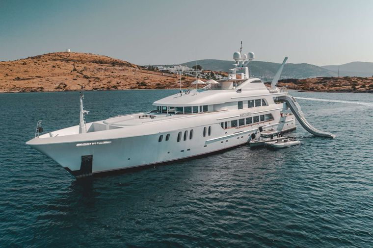 MUSTIQUE Yacht Charter - Ritzy Charters