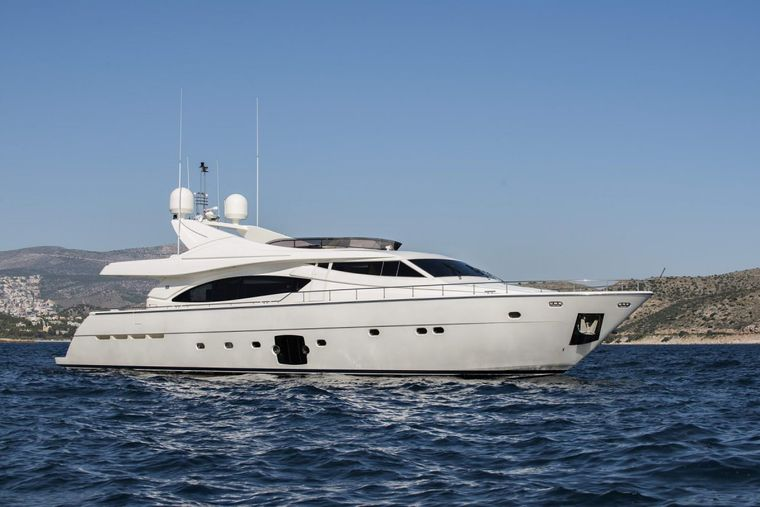 DAY OFF Yacht Charter - Ritzy Charters