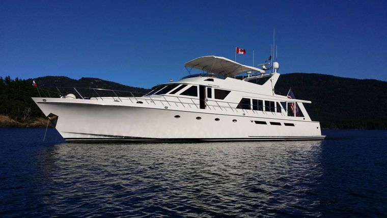 ANTICIPATION Yacht Charter - Ritzy Charters