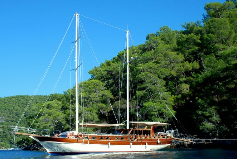 BE HAPPY Yacht Charter - Ritzy Charters