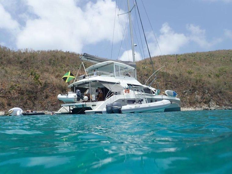 THE ANNEX Yacht Charter - The Annex. from the water