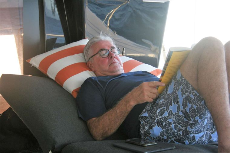 ECLIPSE Yacht Charter - down time