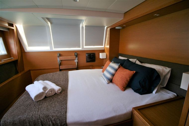 ECLIPSE Yacht Charter - Starboard Aft Cabin