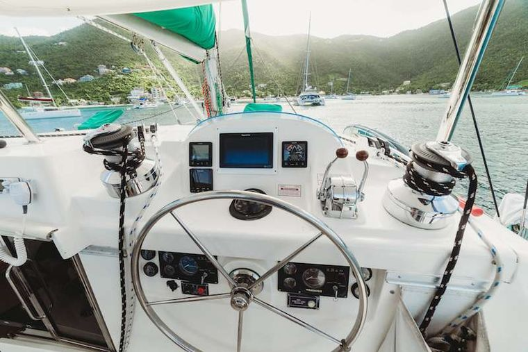 ISLAND R&R Yacht Charter - The Helm