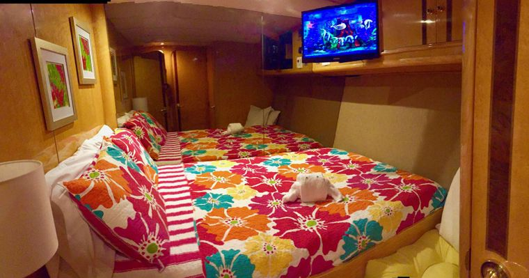 SUITE LIFE Yacht Charter - Spice Berry Suite