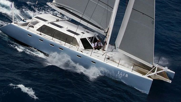 SLIM Yacht Charter - Ritzy Charters