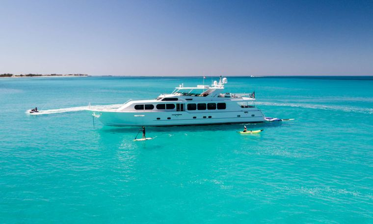 IL CAPO Yacht Charter - Ritzy Charters