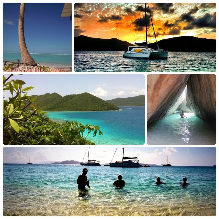 FREE INGWE Yacht Charter - BVI - Natures Little Secret