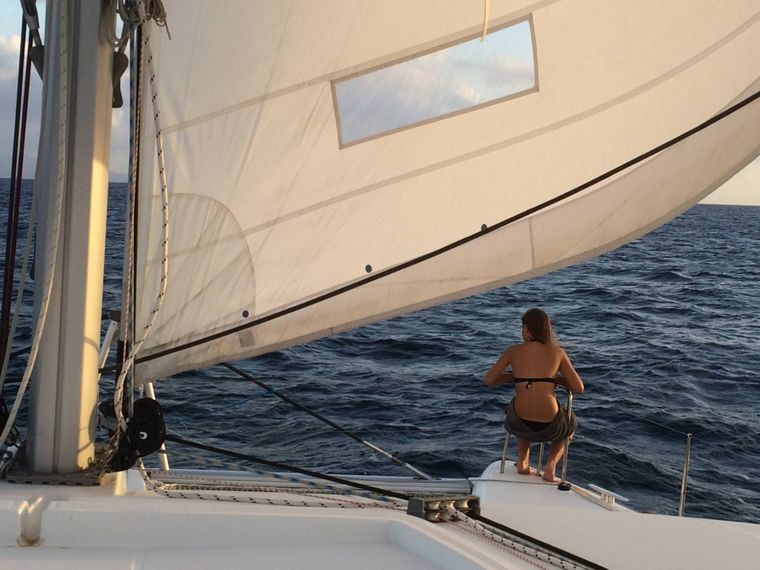 HARMONY Yacht Charter - Come and sail with Harmony!