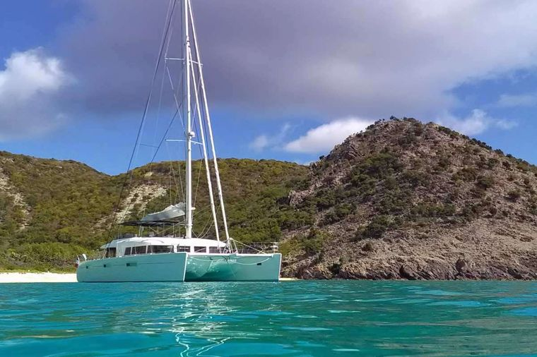 LADY M Yacht Charter - Beautiful Lady M in St Barths