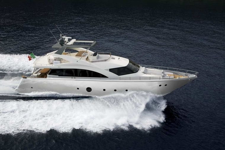 LUTETIA Yacht Charter - Ritzy Charters