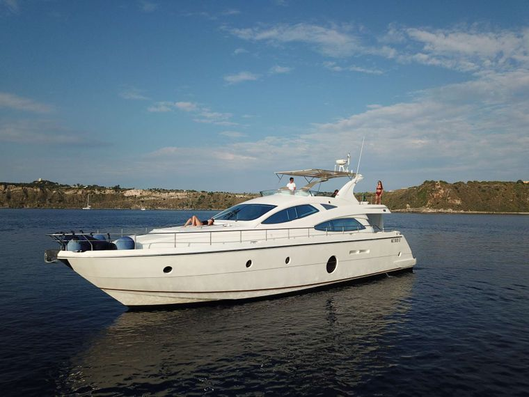 MARYLIN Yacht Charter - Ritzy Charters