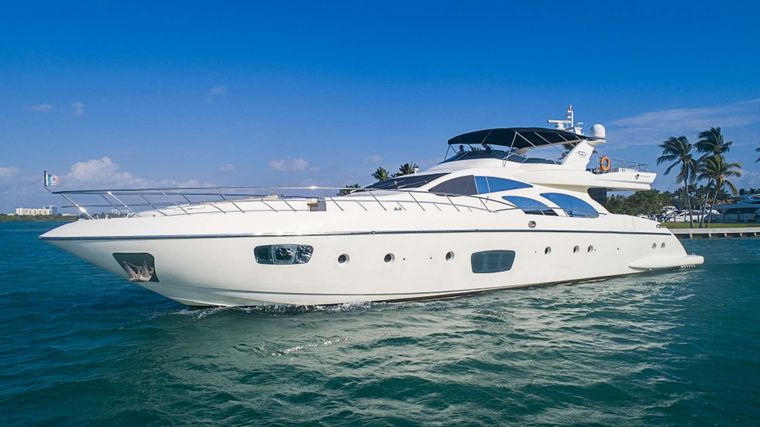 INTERVENTION Yacht Charter - Ritzy Charters