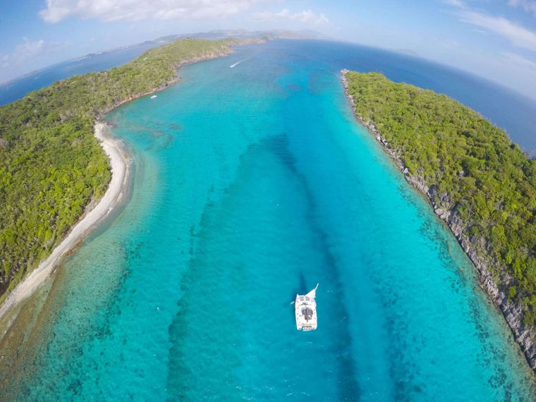 SOUTHERN COMFORT Yacht Charter - High Above