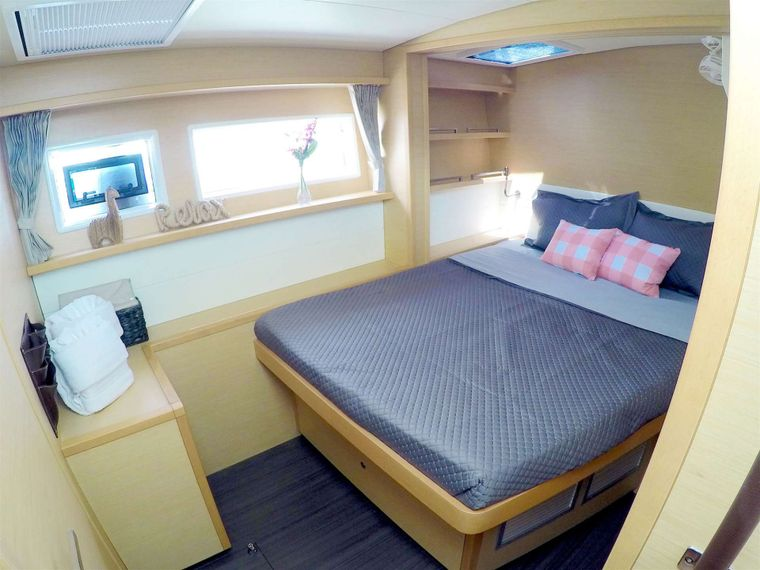 STOP WORK ORDER Yacht Charter - Guest Stateroom