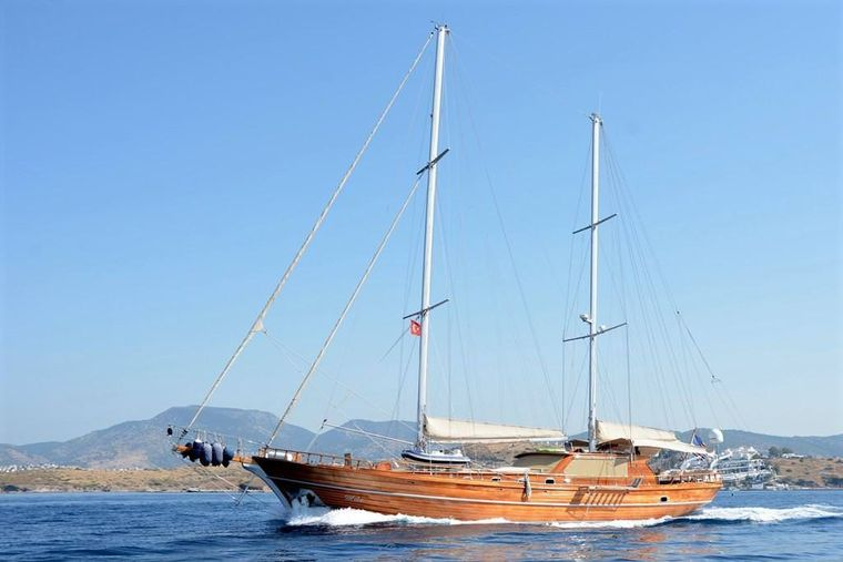 ARTEMIS-SIMAY Yacht Charter - Ritzy Charters
