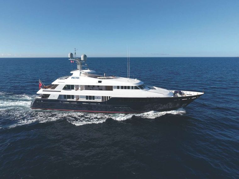 PICNIC Yacht Charter - Ritzy Charters