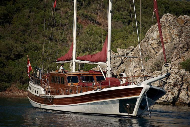 CLARISSA Yacht Charter - Ritzy Charters