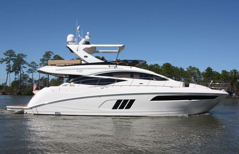 INCOGNITO  62 Yacht Charter - Ritzy Charters