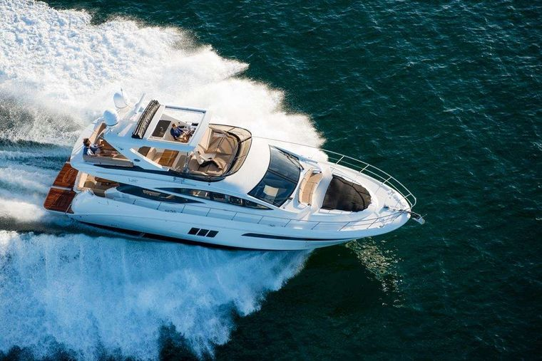 INCOGNITO  62 Yacht Charter - Aerial Shot
