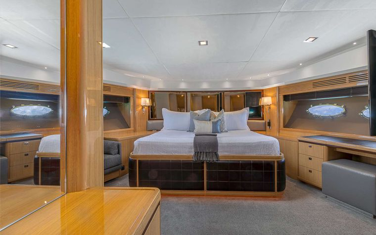 LADY COPE Yacht Charter - VIP