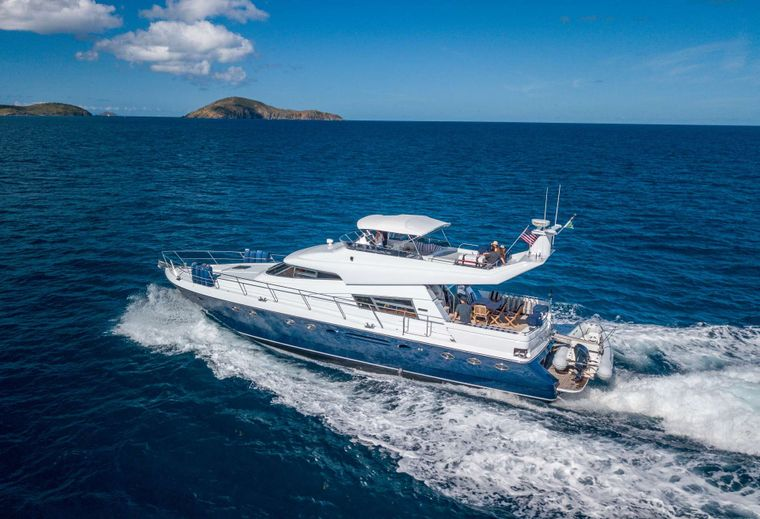 COOL BREEZE 65 Yacht Charter - Ritzy Charters