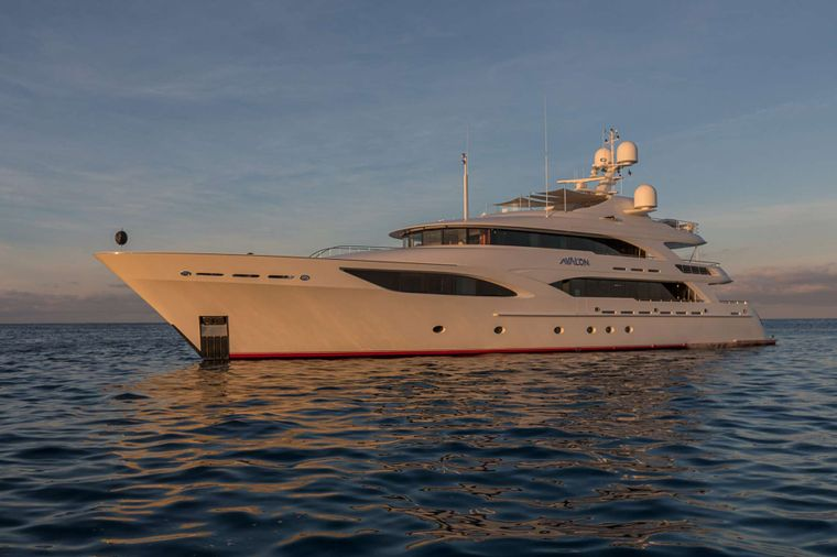 AVALON Yacht Charter - Ritzy Charters