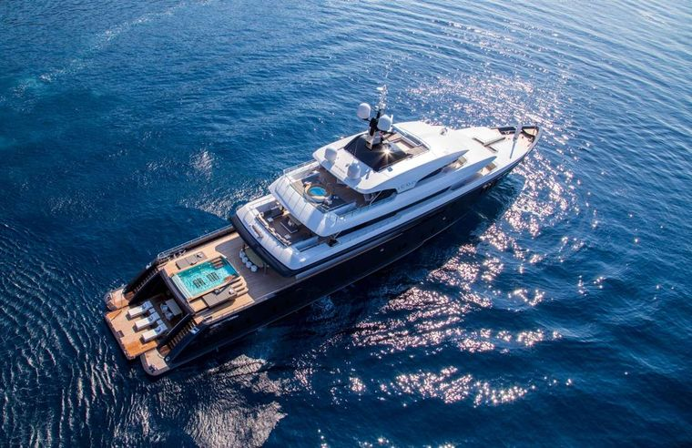 Icon Yacht Charter - Ritzy Charters
