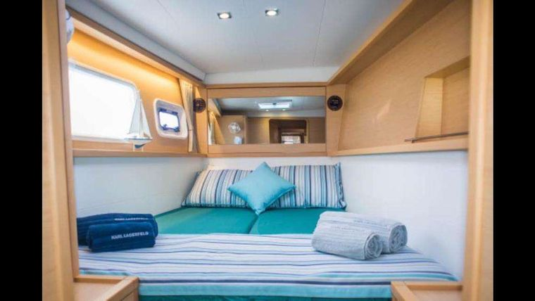 NEW HORIZONS Yacht Charter - Double Cabin