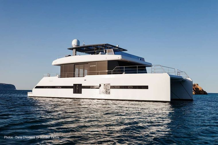 MAYRILOU Yacht Charter - Ritzy Charters