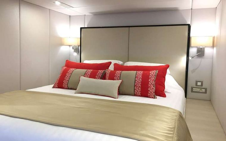 MAYRILOU Yacht Charter - Guests cabin 2