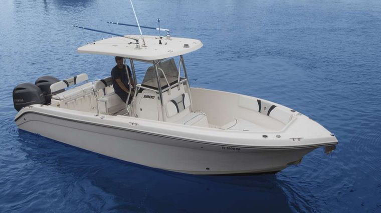 ISLAND VIBES Yacht Charter - Towed tender