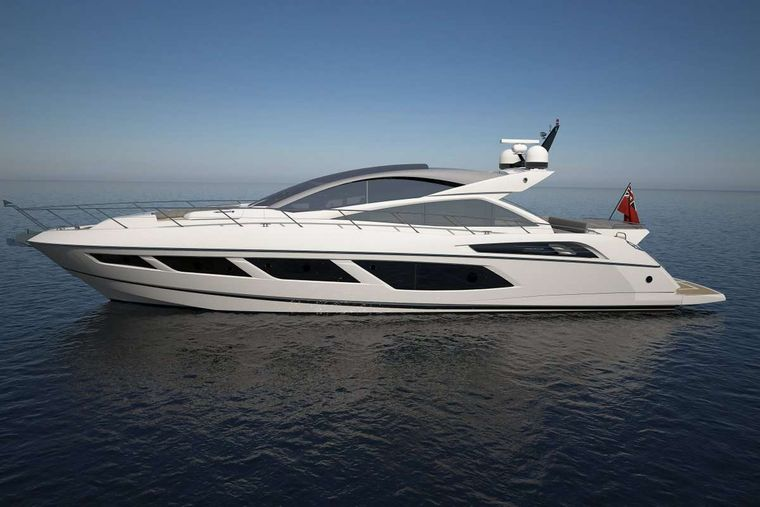 GRAVITAS Yacht Charter - Ritzy Charters