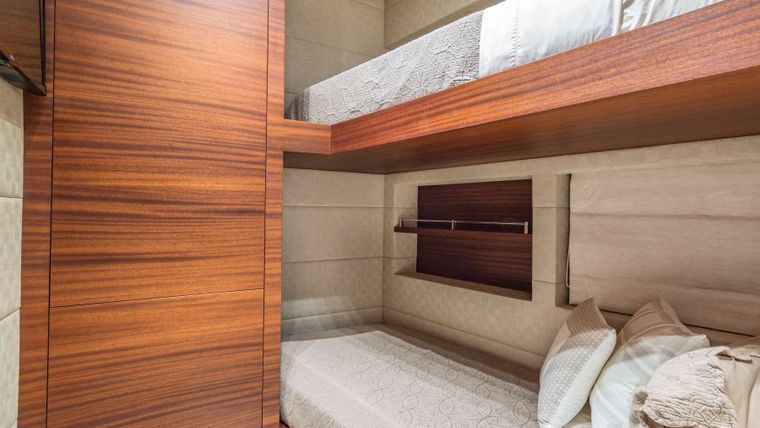 MONI Yacht Charter - Starboard Guest Stateroom