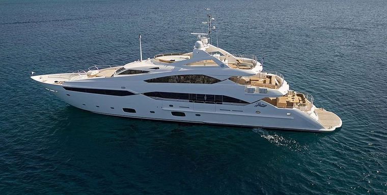 PATHOS Yacht Charter - Ritzy Charters