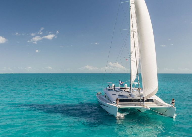 BLUE GRYPHON Yacht Charter - Ritzy Charters